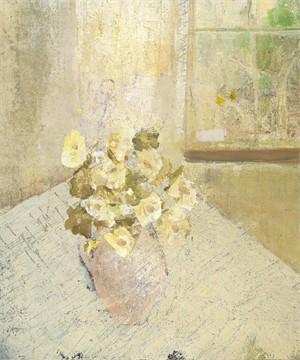 Summer Flowers by David Brayne R.W.S.