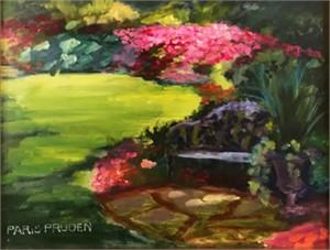 Garden Day Dream, 10/8/16