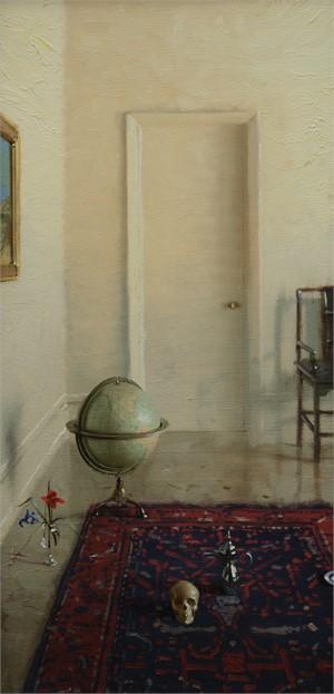 Globe and Skull, 1994