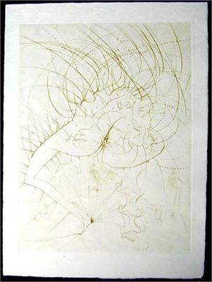 La Femme Feuille from La Venus aux Fourrures, 1968