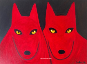 RED WOLF: SOULMATES