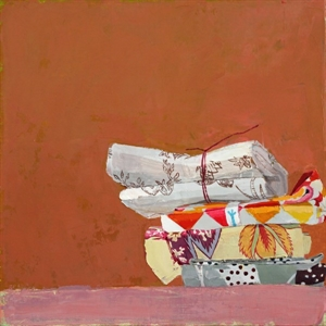 Still Life with Fat Quarters by Sydney Licht