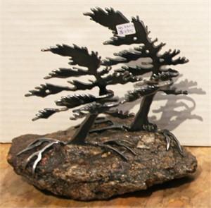 2-Windswept Pine #3308