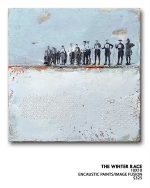 The Winter Race by Ruth Crowe