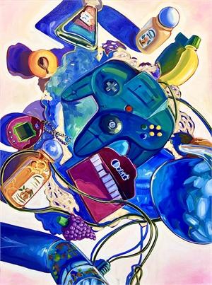 Kool-Aid & N64 Controller, 2020