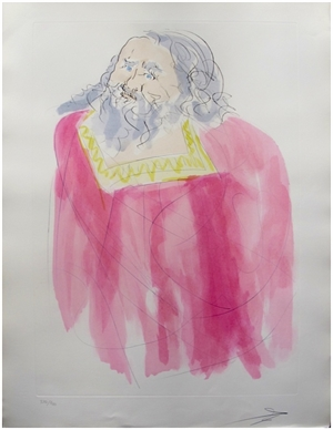 Jeremiah (from Our Historical Heritage, suite of 11), 1975