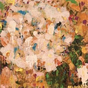 Gold Hydrangea by Christy Kinard
