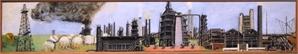 Oil Refinery, c. 1930s
