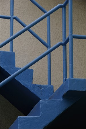 Blue Steps (1/20)