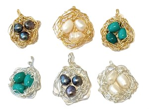 Pendant - Assorted Bird Nests