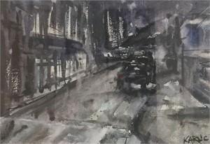 Gloucester Noir, 2018