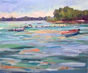 Jewfish Island by Linda Richichi