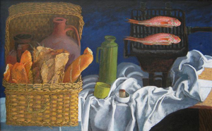 The Picnic: Loaves and Fishes, c. 2000