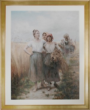 La Chanson de la Moisson (Harvest Song), 2004