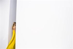 Derek Lam (Yellow Dress) (8/10), 2013