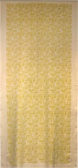 Yellow Geometric