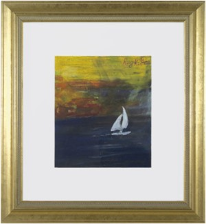 Coasting Sailboat, 1999