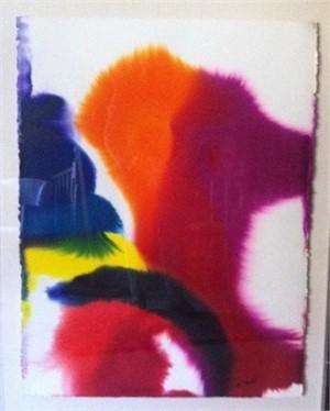 """Phenomena Arch the Sun"""" 1986, 1986"""