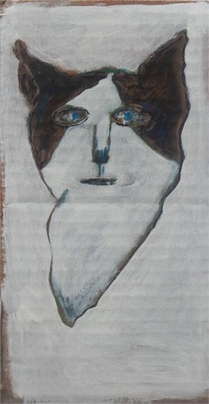 Blue-Eyed Cat, 2019