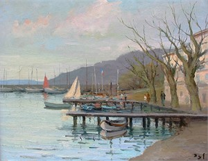 PORT IN PROVENCE