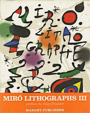 Lithography, Volume 3 1964-1969 contains 6 original lithos, Ed. of 5M copies, 1977