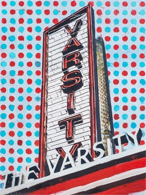 The Varsity II by Plaid Columns