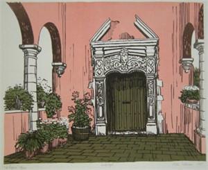 A Loggia (117/118), 1967