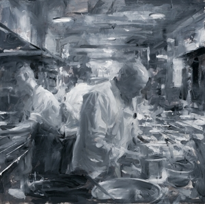 Chef Bonanno - Shades of Grey by Quang Ho