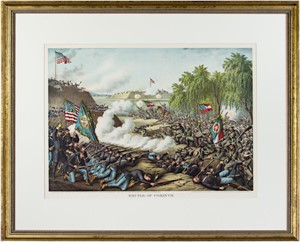 Battle of Corinth 1862, 1891