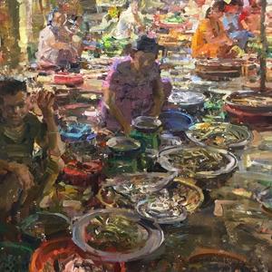 Hue Fish Market