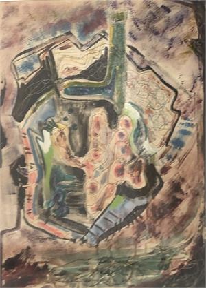 Composition A #1, 1937