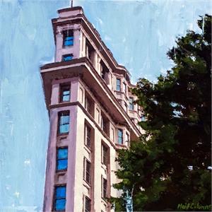 The Flatiron No. 1 by Plaid Columns