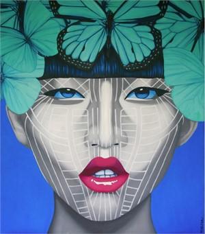 Butterfly Koireng Chin