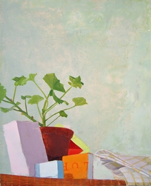 Still Life with Common Objects by Sydney Licht