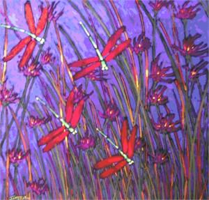 Multi Dragonflies