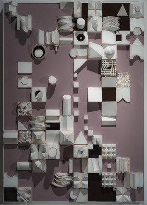 Cubist #3