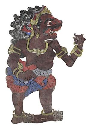 Shadow Puppet Wayang Purwa