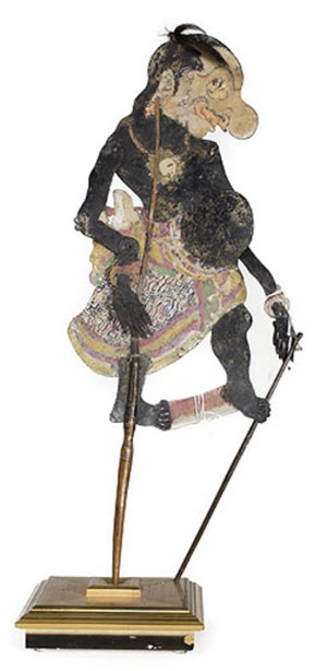 Balinese Shadow Puppet, 19th C.