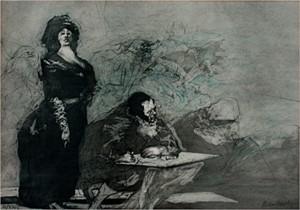 Visions de la Duchess d'Albe (82/320), 1974