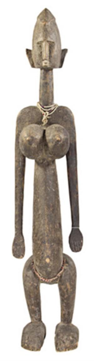 Statuette - Bambara, Mali, c.1930