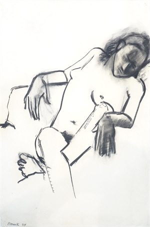 Regina Asleep, 1994