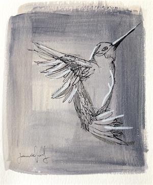 Hummingbird, 2020