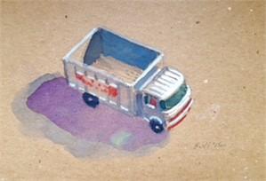 Girder Truck