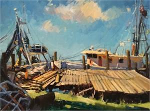 Fernandina Boat Docks