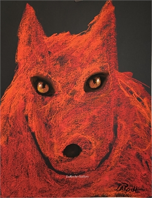 THE PACK: RED WOLF