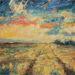 Tractor Path by Phil Turner