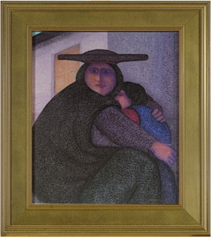 Mother of Cuzco II, 2006