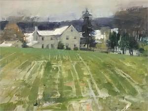 Old Farm House, 2019