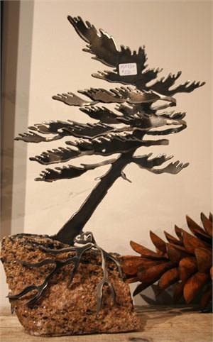 Windswept Pine #3317