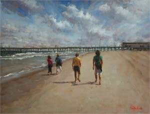 Beach Walkers, 2018